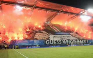 UEFA bans Legia fans from Dortmund trip