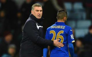 Mahrez: Pearson deserves credit too