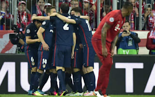 Champions League Matchday Two: Bayern hunt Atleti revenge