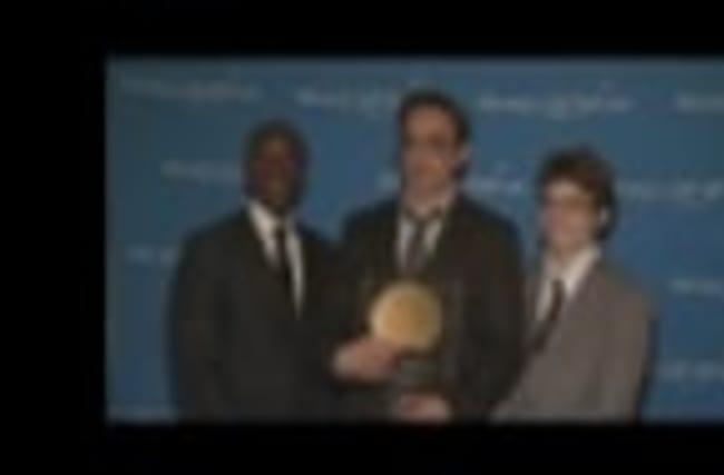 Downey Jr. honored at Make-a-Wish Gala