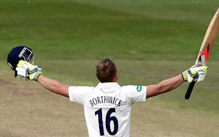 Borthwick desperate for England Test recall
