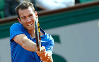 Mannarino eases out Fritz, Evans salvages win