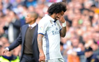 Zidane frustrated as Marcelo and Modric add to Madrid's injury worries