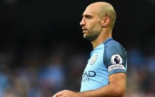 Zabaleta hopes Guardiola insight gives City the edge
