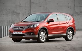 First drive review: Honda   CR-V