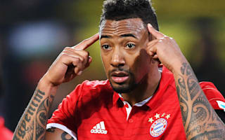 Boateng ruled out of Darmstadt fixture