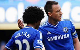 Willian expects Terry to depart Chelsea