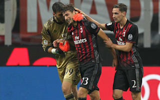 Nesta lauds youthful Milan as Montella leads new chapter