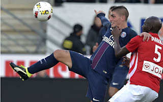 Verratti not concerned by poor PSG display