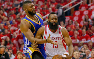 Rockets outlast Curry-less Warriors in game three, Thunder earn 2-1 lead