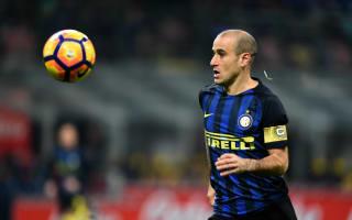 Inter announce Palacio departure