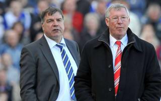 Ferguson backs Allardyce for England