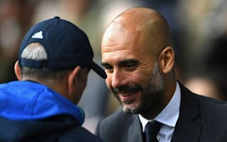 All managers need time - Pulis on 'smashing lads' Guardiola and Conte