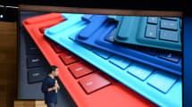 Microsoft desvela sin querer su iPad Touch Cover