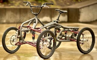 Is this the world's most extreme BMX?
