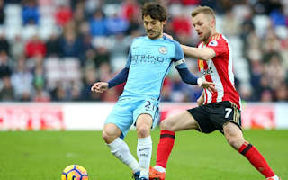 Guardiola joined Manchester City to work with Silva