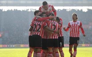 Southampton 3 Leicester City 0: Saints end losing streak but suffer potential Van Dijk blow