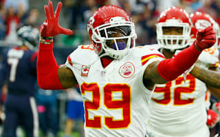Chiefs shutout Texans in wildcard play-off