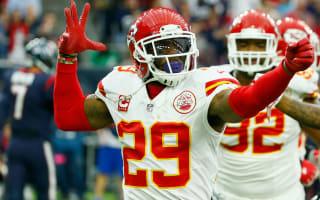 Chiefs shutout Texans in wildcard play-off