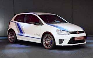 Polo WRC Street concept debuts at Worthersee