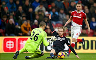 Middlesbrough 0 Everton 0: On-form Valdes frustrates Koeman's men