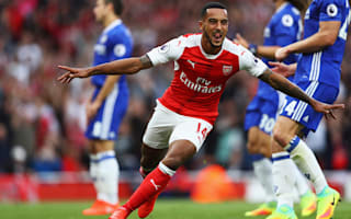 Wenger hails 'different' Walcott