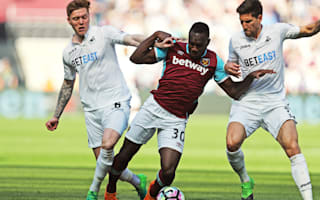 West Ham lose Antonio to 'significant injury' for Premier League run-in