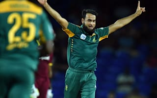 Tahir rips through West Indies