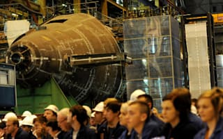 £1.2bn submarine contract announced