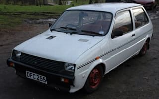 Video: Supercharged 998cc Austin Metro