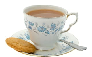 What is the perfect colour for a cup of tea?