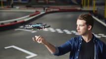 DJI Spark, el dron de bolsillo que se controla con gestos