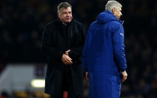 Wenger ready for another Allardyce battle