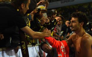 Rummenigge slams Dortmund fans over Hummels treatment