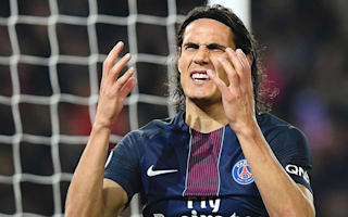 Emery: PSG cannot rely solely on Cavani goals