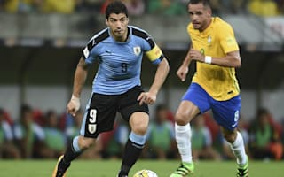 Dunga: It's so hard to play against Suarez and Cavani