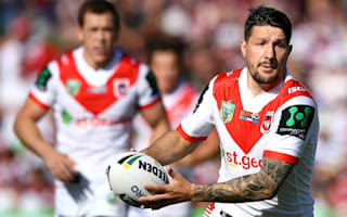 Captain Widdop re-signs with Dragons