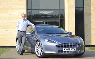 Ulrich Bez to sell his Rapide in aid of Japan