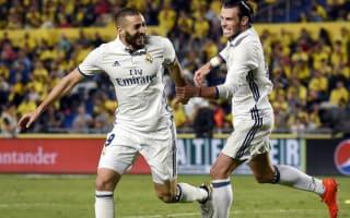 'We were unlucky' - Bale