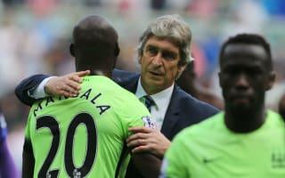 Pellegrini told players to ignore Old Trafford drama
