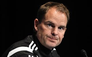 Inter yet to approach De Boer with Mancini exit rumoured
