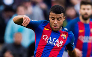 Rafinha returns to Barcelona squad
