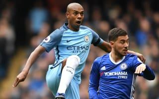 Fernandinho: Manchester City can still beat Chelsea to title