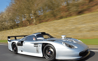 The only road legal Porsche 911 GT1 Evolution is to go to auction