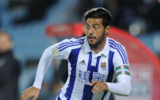 Vela staying with Sociedad - agent