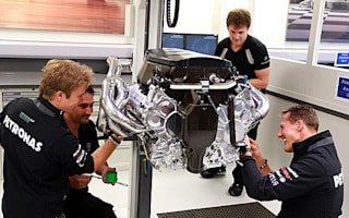 From Formula One to series production
