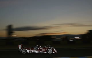 Audi slowly catches up at Le Mans