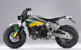 Caterham to take on the motorbike industry