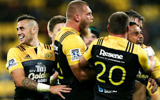 Goosen scores on debut as depleted Hurricanes ease past Reds