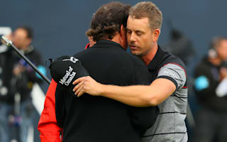 Player and Watson revel in 'special day for golf' after stunning Stenson wins Open
